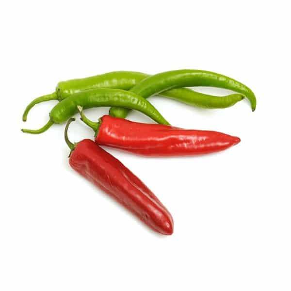 Peperoncino Rosso/Verde