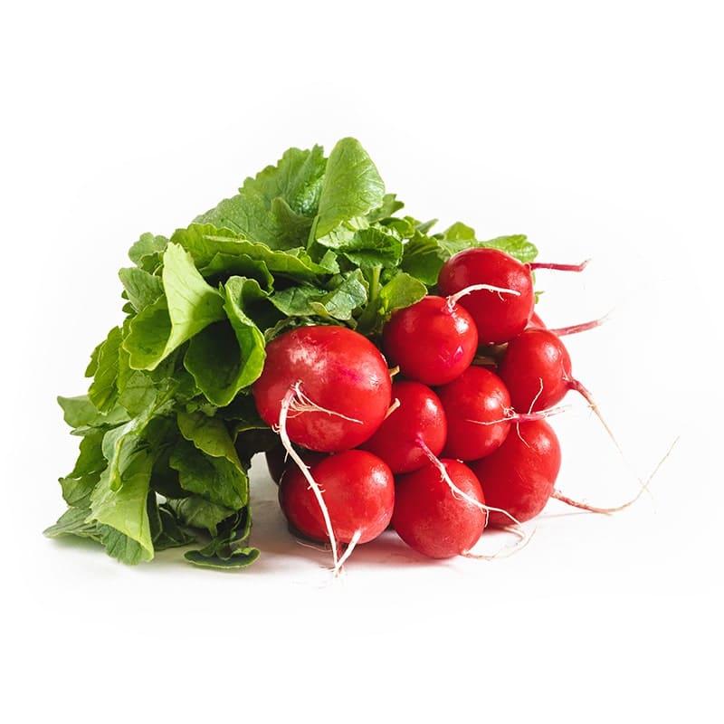 Ravanelli rossi
