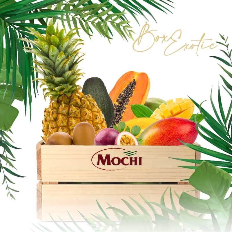 box bali frutta esotica